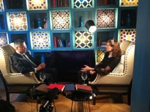 Mónica Esgueva entrevista Sevilla 1