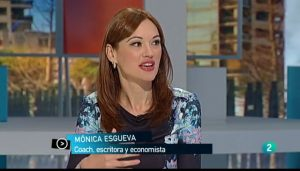 Monica Esgueva TVE autorrealizarse 1