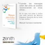 Mensajes para el alama Manuel Carrasco