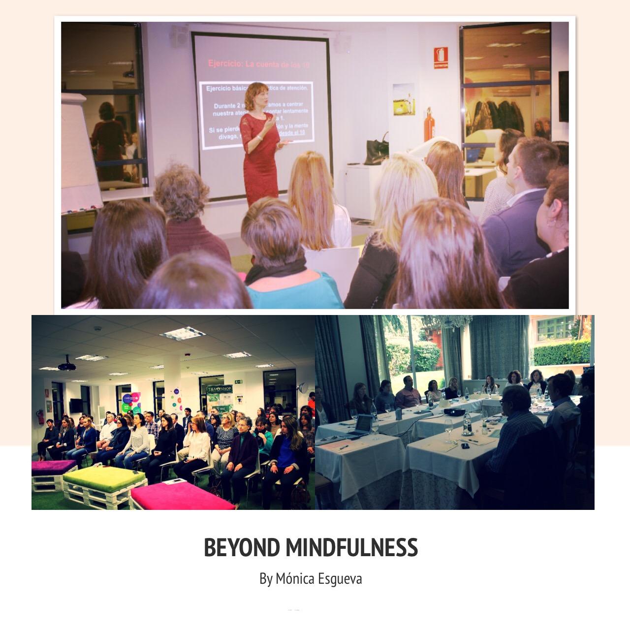 Mindfulness empresas Monica Esgueva
