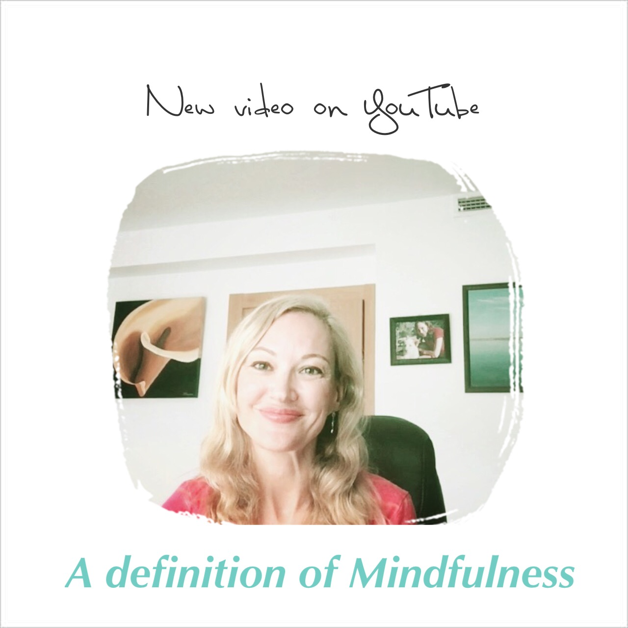 A definition of MINDFULNESS on YouTube