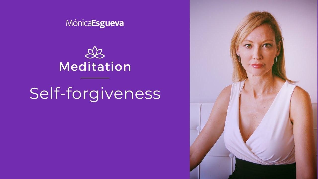 Meditation on self-forgiveness